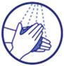 se laver les mains plusieurs fois par jour